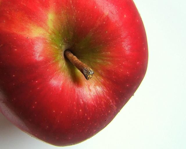 La pomme est bonne pour la santé