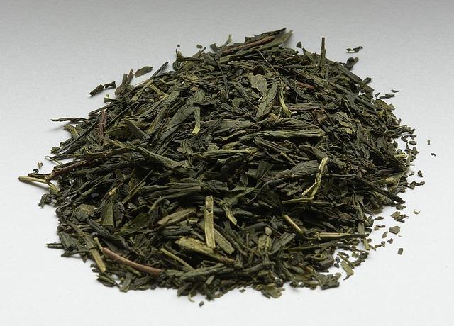 feuilles-the-vert